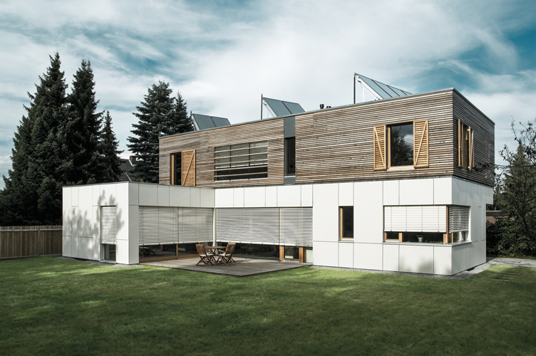 Holzfenster modern  Holzfenster – Jost GmbH